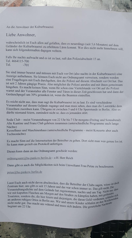 Berlin Zettelwirtschaft | KESSEL.TV