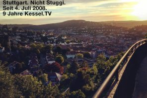 Stuttgart. Nicht Stuggi. 9 Jahre KTV