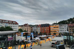 Von Donnerstag bis Sonntag: Marienplatzfest 2017