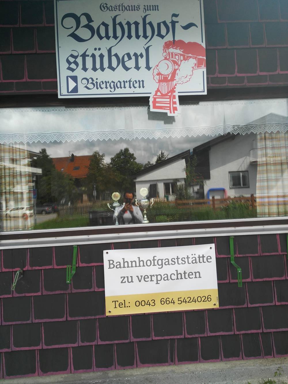 Bahnhofsgastronomiesubkultur - wer will?