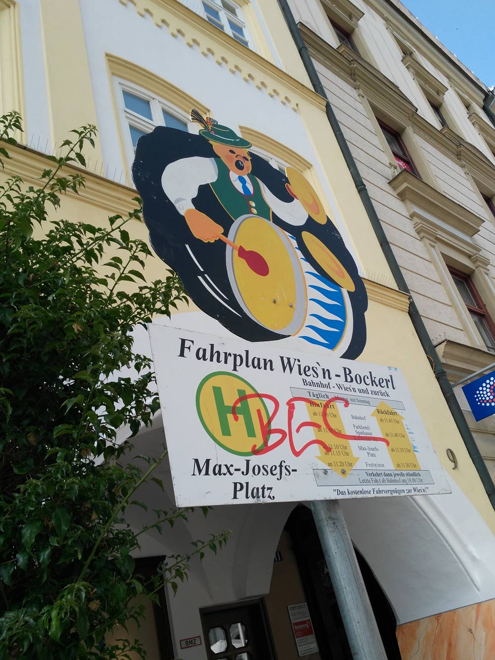 Am Wochenende startet das Rosenheimer Herbstfest.