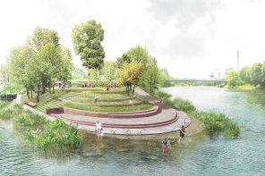 Präsentation Masterplan Neckar oder: Eine Bootsfahrt von Untertürkheim nach Hofen