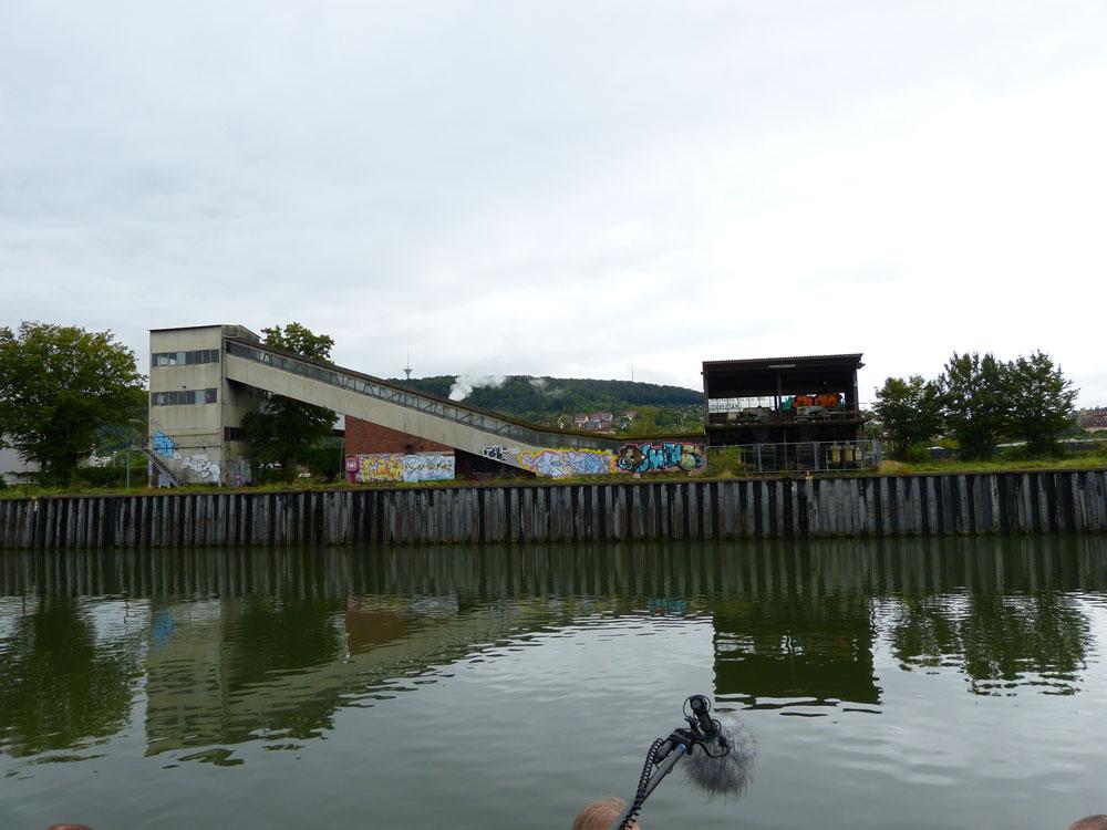 The Beauty and the Neckar.