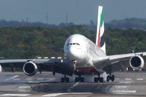 Hard Crosswind Landing