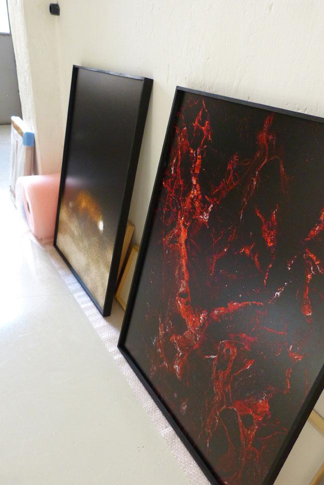 Der französische Fotograf Constantin Schlachter eröffnet die Galerie Kernweine, seine Werke werden circa drei Monate lang zu sehen sein.
