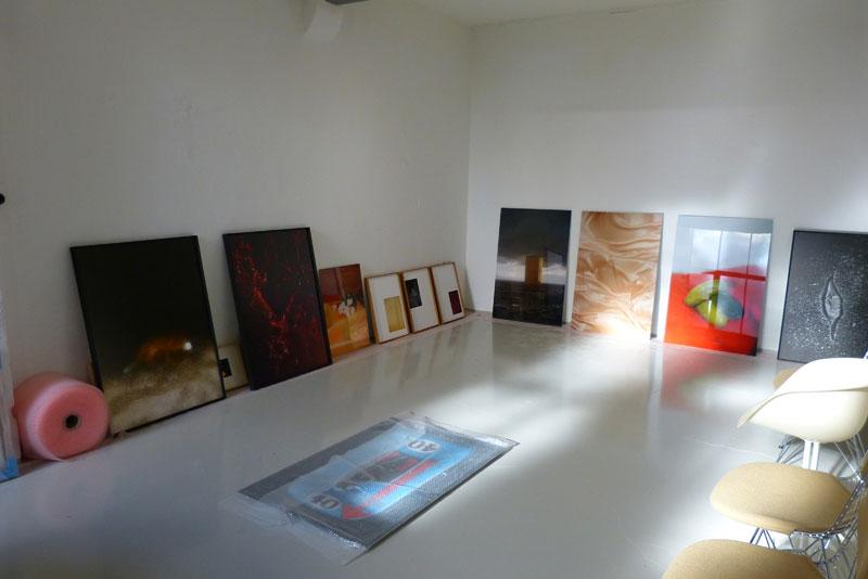 Galerie-Raum EG.
