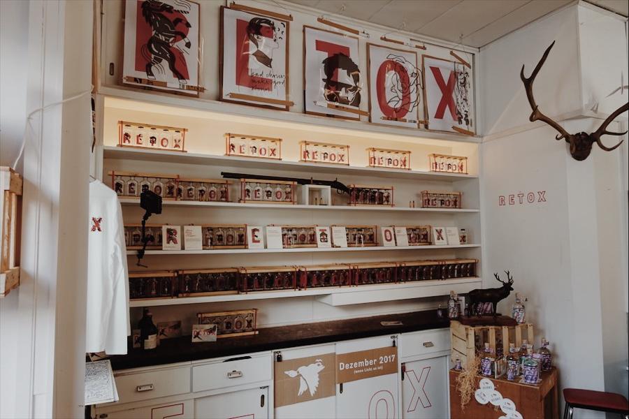 RETOX Pop-up-Store | KESSEL.TV