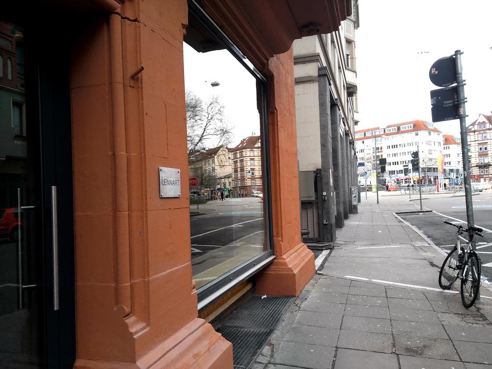 Bar Lennart, ab Februar 2018 am Marienplatz, gegenüber vom Galao