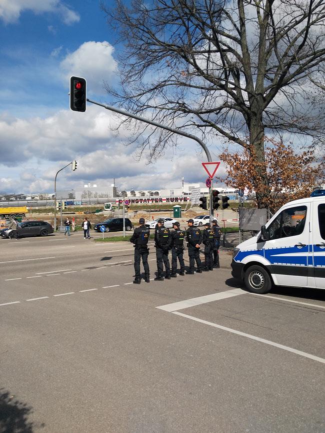 Eins, zwei Polizei: Pressemeldungen Polizei Stuttgart