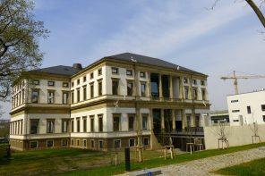 """""""Endlich offen"""" – Rundgang durchs neue Stadtpalais"""