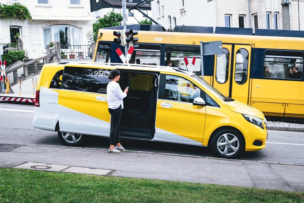 Ab 01. Juni: Mobilitätsdienst SSB Flex | KESSEL.TV