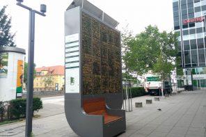 CityTrees für Stuttgart