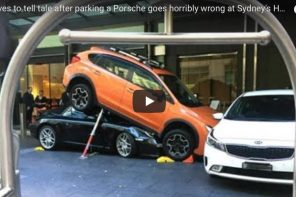 When Valet Parking goes wrong