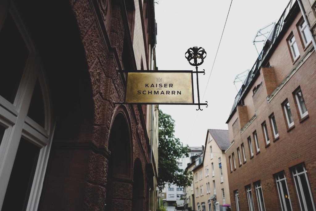 Kaiser und Schmarrn im Bohnenviertel / Brennerstraße 23. (Alle Bilder von Michaela Korte / Innerview)