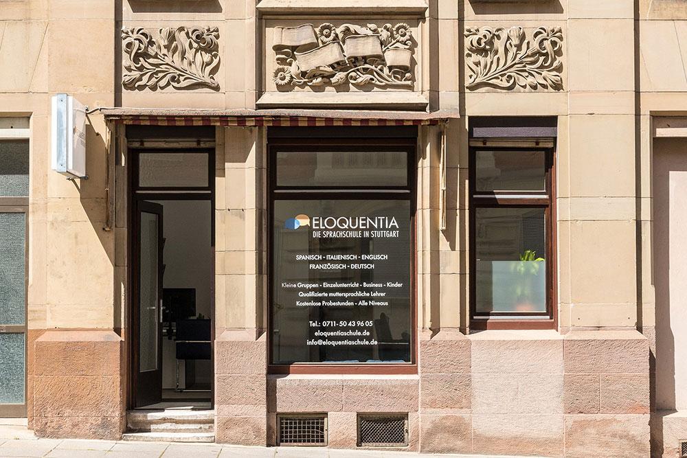 eloquentia neue sprachschule in stuttgart west kessel tv. Black Bedroom Furniture Sets. Home Design Ideas