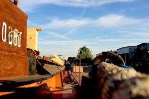 Clubschiff Fridas Pier – ab Frühjahr 2019