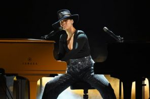 Alicia Keys 2019 GRAMMYs Performance