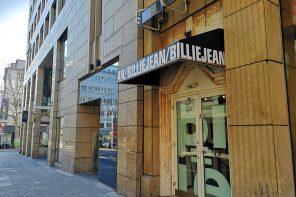 Baustellenreportage Billie Jean