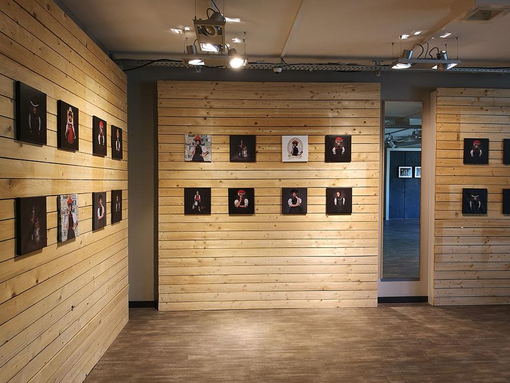 Side-Ausstellung
