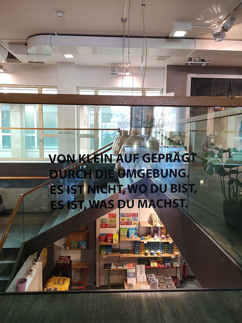 Classic Stuttgart-Rap-Zeilen brauchsch einfach.