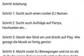 USB Stick macht euch zum DJ-Star