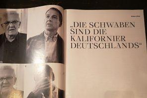 Out now: Stuttgarter Zeitung Magazin
