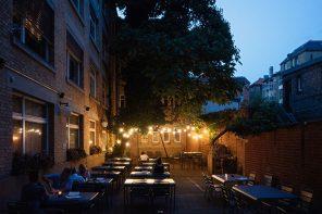 Neueröffnung: Restaurant Im Künstlerhaus im Ex-Zadu