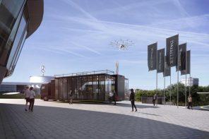 Vision Smart City im Mercedes-Benz Museum ft. Volocopter
