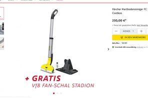 Kärcher X VfB Fan Shop