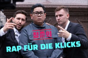 BRATEN & GST – RAP FÜR DIE KLICKS feat. Kim Jong Un aka Phuong