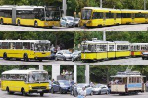 150 Jahre Stuttgarter Straßenbahn Parade