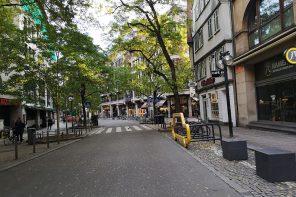 Stadt Stuttgart: Alle Gebäude werden für Straßen und Parkplätze abgerissen