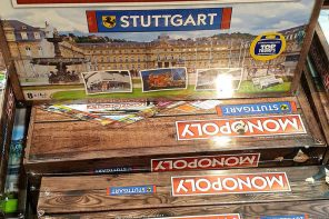 Monopoly Stuttgart Edition