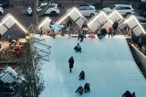 Galerie: Stuttgart im Schnee open now