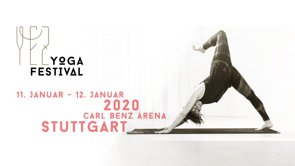 Yez Yoga Festival Stuttgart