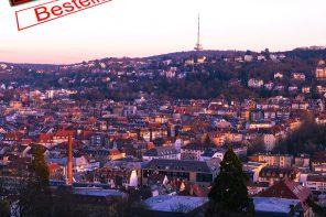 Stadt beschließt: Komplett neues Stuttgart wird in China bestellt