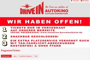 Protipp: Autokino Kornwestheim