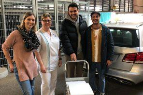 Bella Ciao: Pizzen fürs Diakonie-Klinikum
