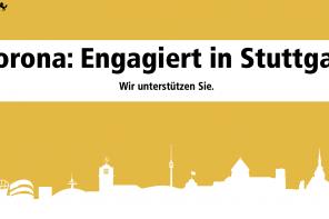 Plattform online: Corona – Engagiert in Stuttgart