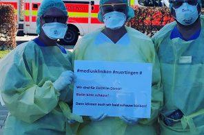 Stadt warnt vor Corona-Partys – Krankenhauspersonal bittet um Unterstützung aller
