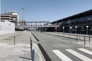 Corona Airports: Bitte lassen Sie Ihr Gepäck nicht unbeaufsichtigt