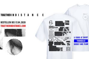 Together in Distance: Shirts von Freund & Kupferstecher