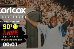 Carl Cox Cabin Fever 10 – Three Decks Vinyl Set