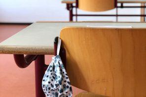 Der erste Schultag – laut waren nur die Gedanken