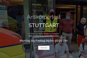 Coronavirus Antikörpertest Stuttgart