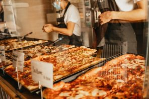 Lincianos – Pizza al Taglio in der Steinstraße