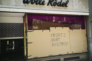 Stuttgart Riots 21062020