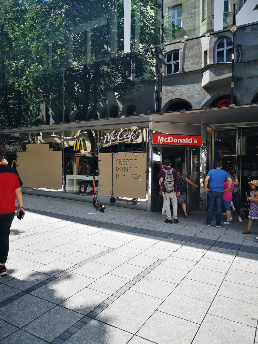 Stuttgart Randale Täter