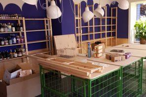 Kaufhaus West im Buchstäbchen – Opening diesen Donnerstag
