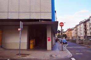 RIP Postfiliale Adlerstraße